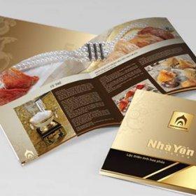 Dịch vụ in Catalogue đẹp tại Quảng cáo AFC Phú Quốc