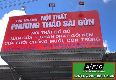 Bang Hieu Alu Phu Quoc A